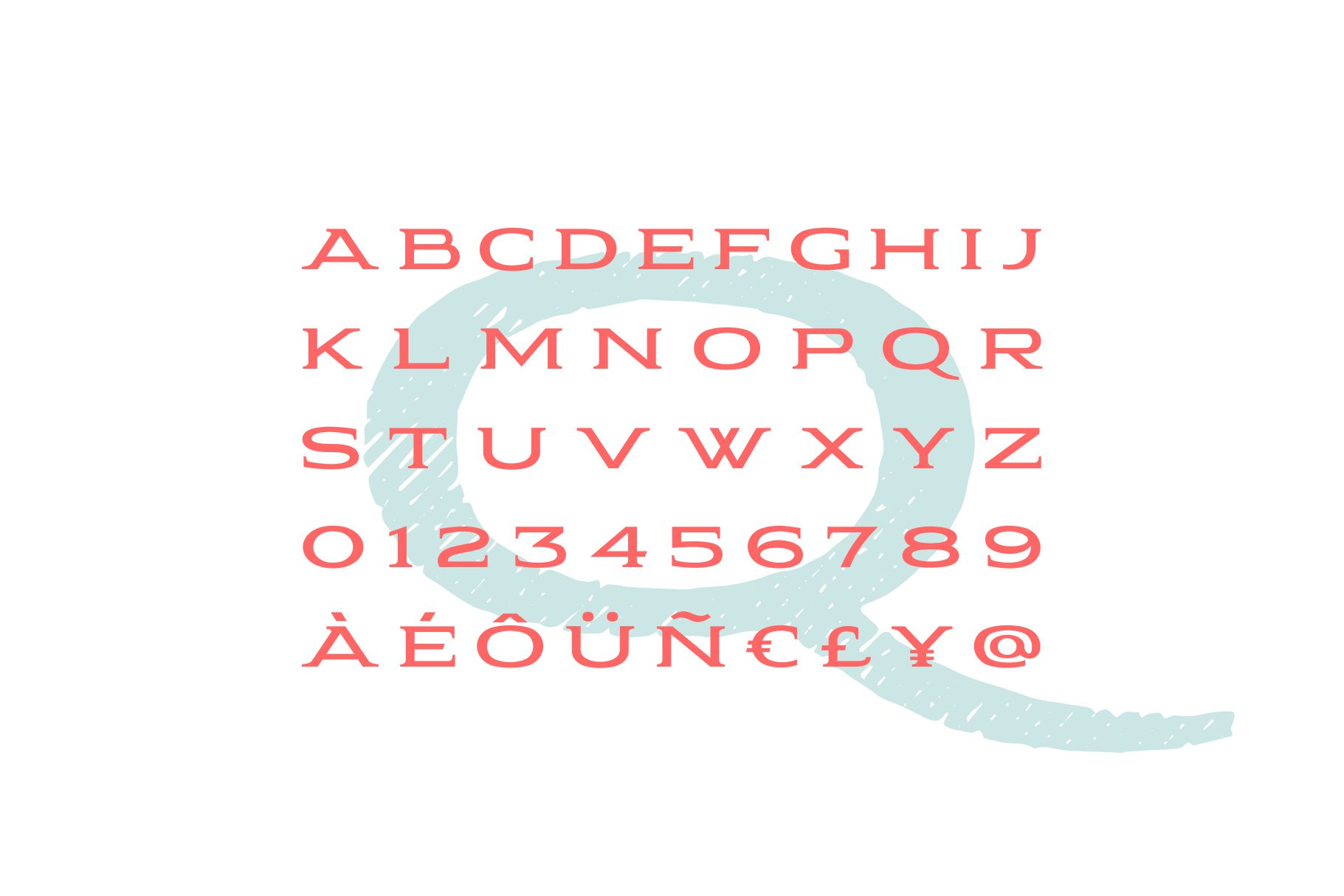 Pauraque - Serif & Sans example image 3