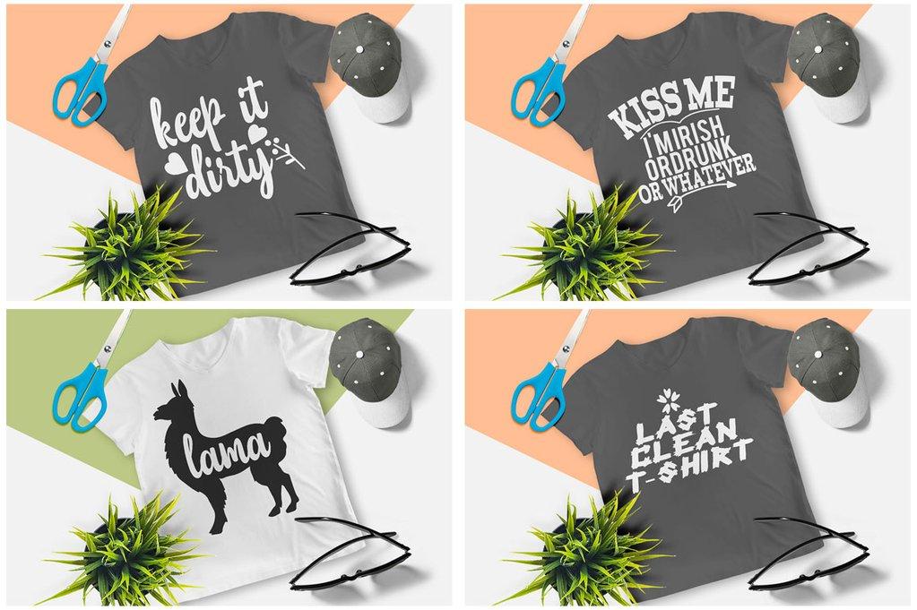 200 Printready Tshirt Design Mega Bundle example image 29