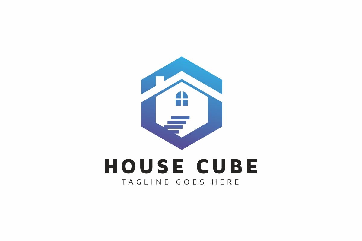 House Cube Logo example image 1