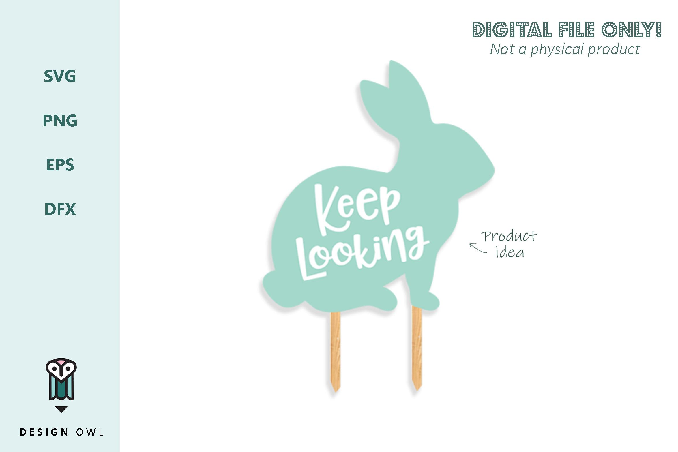 The Easter Hunt Bundle - SVG cut file bundle example image 4