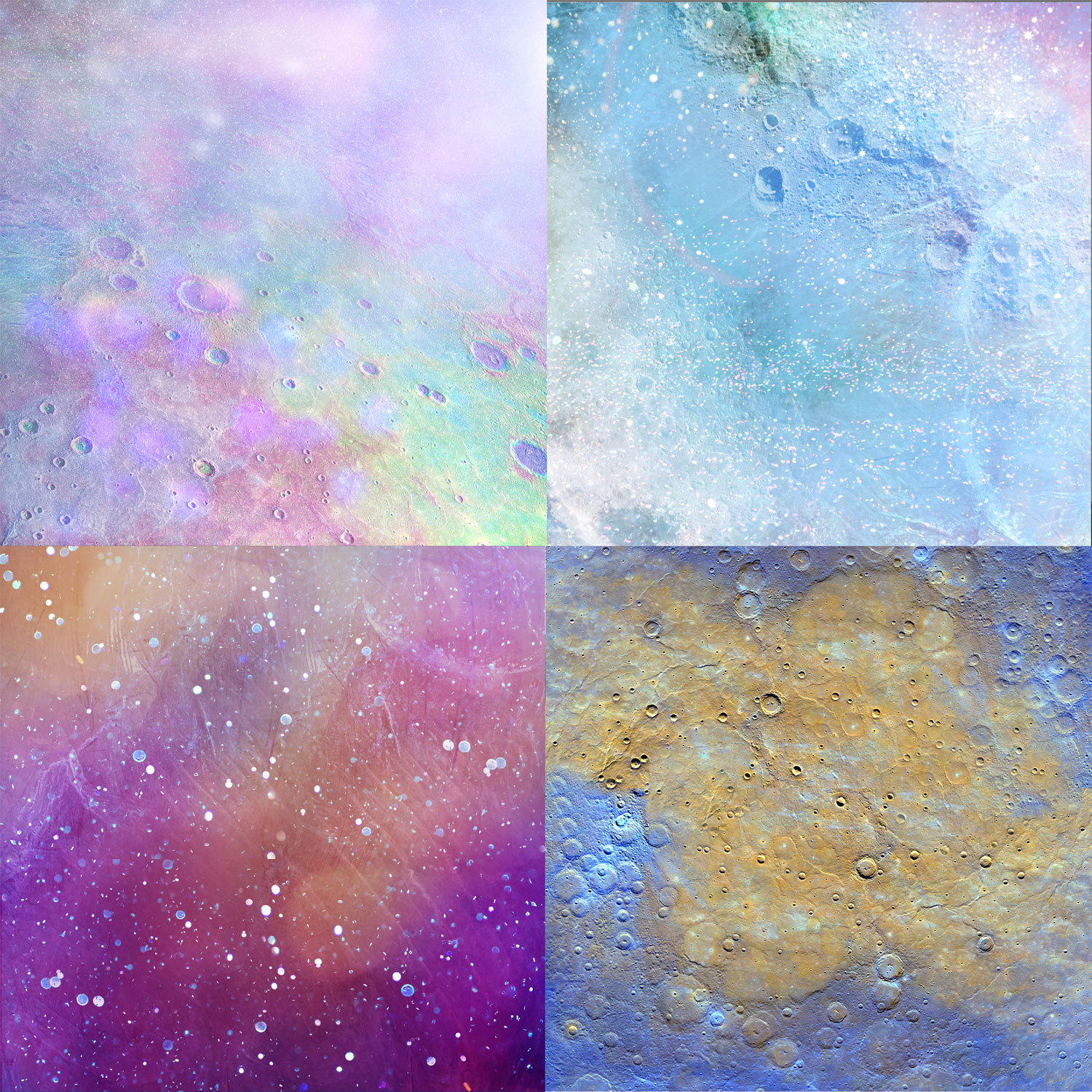 Outer Space Backgrounds example image 2