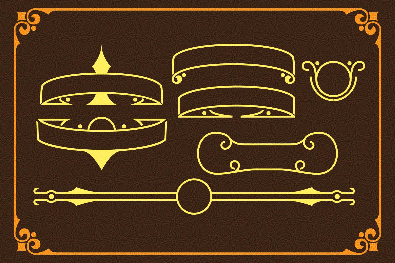 Barong Font and Bonus example image 5