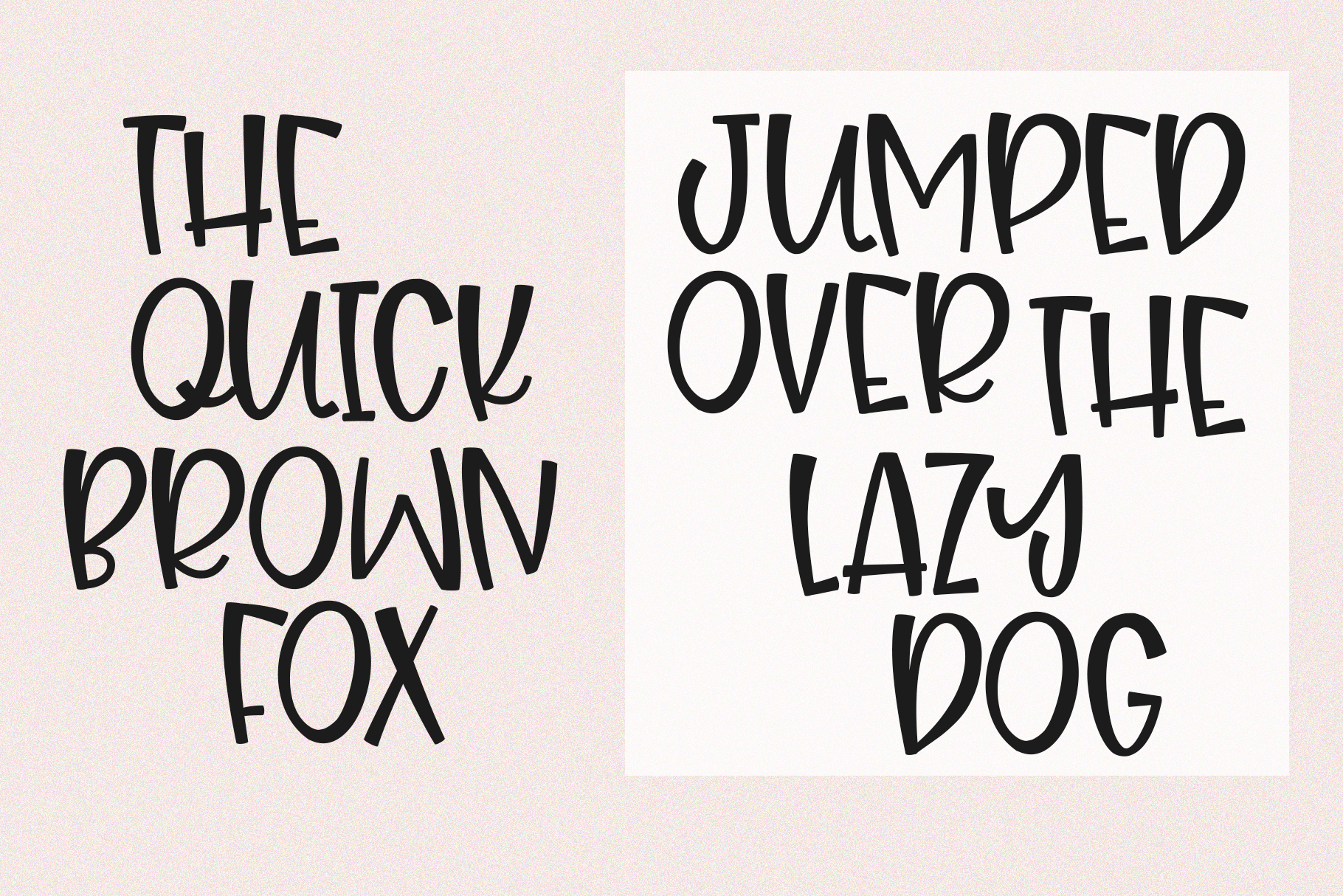 Lucky Charm - A Quirky Handwritten Font example image 10