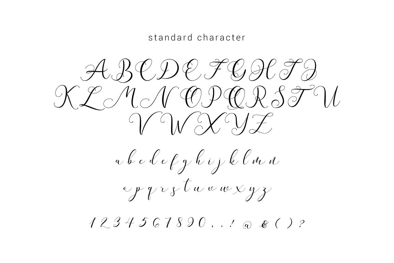 Andieny Script example image 6