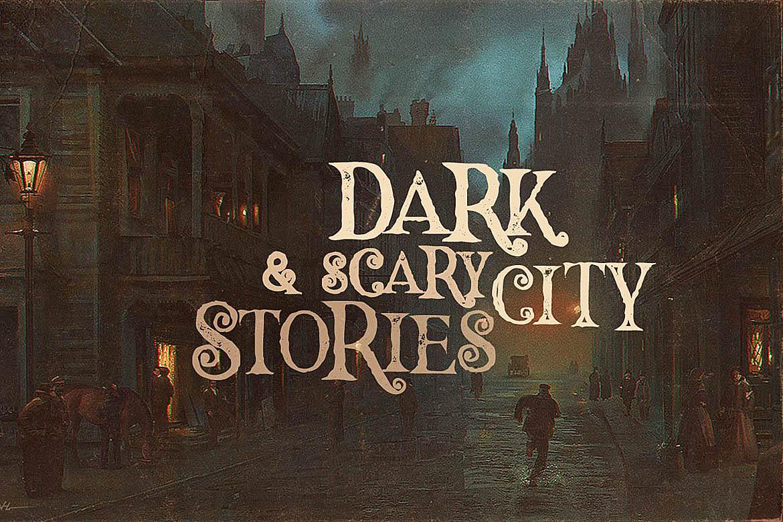 Hallowen Typeface example image 4