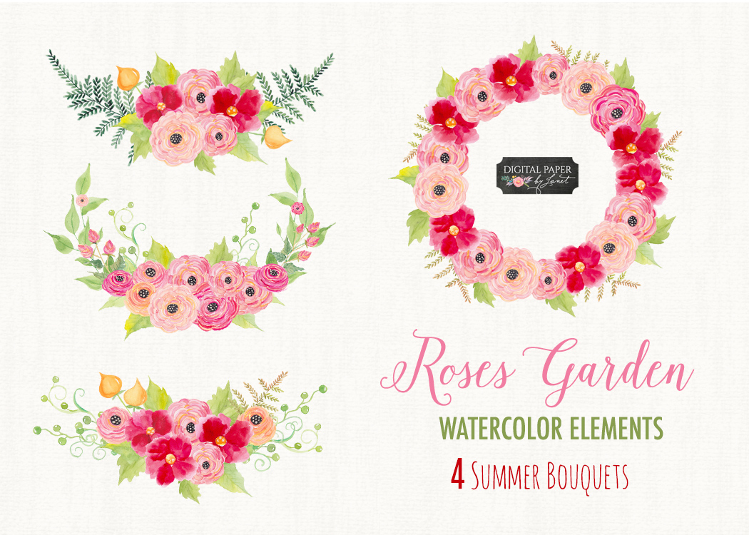 Roses Garden Collection example image 3