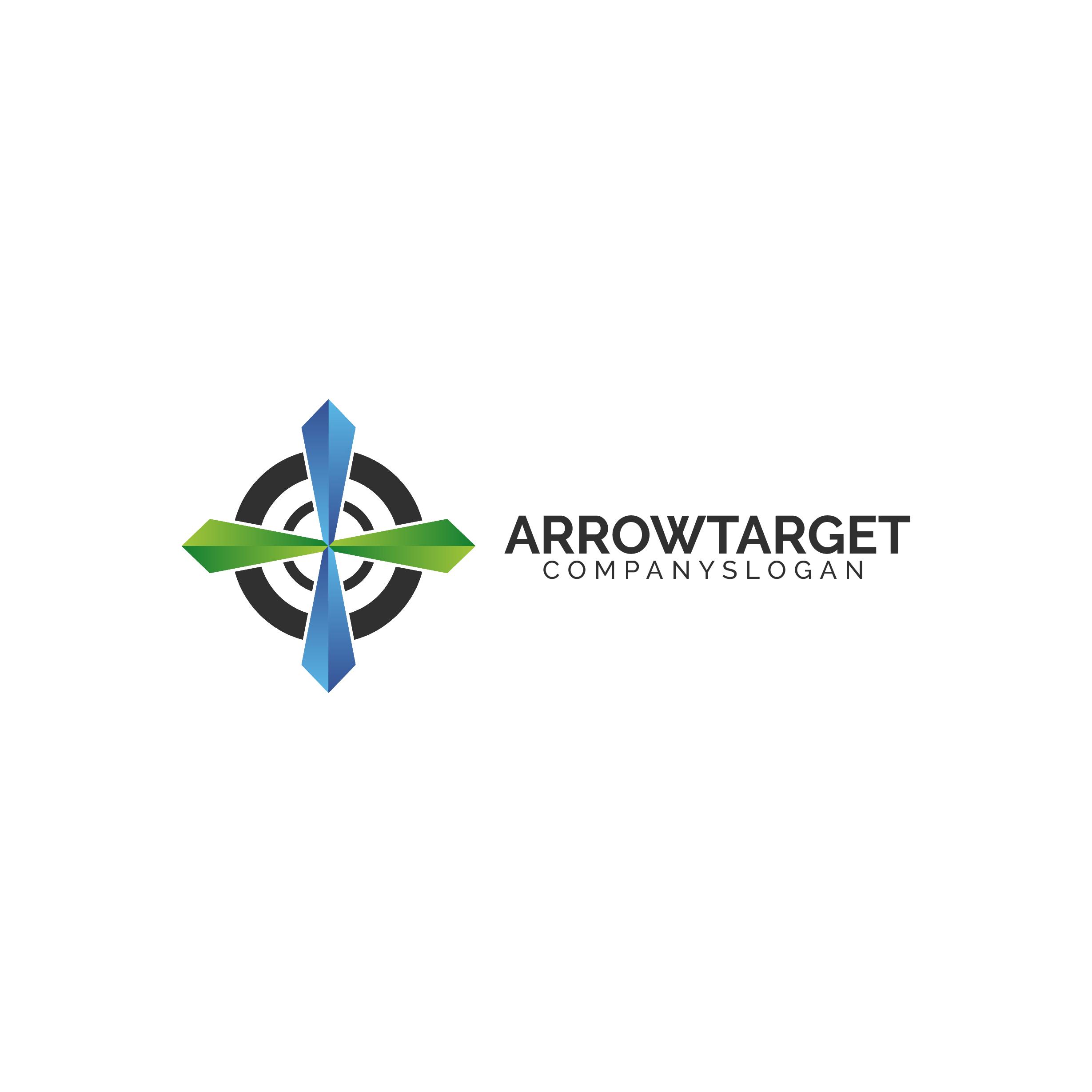 Arrow Target Logo example image 3