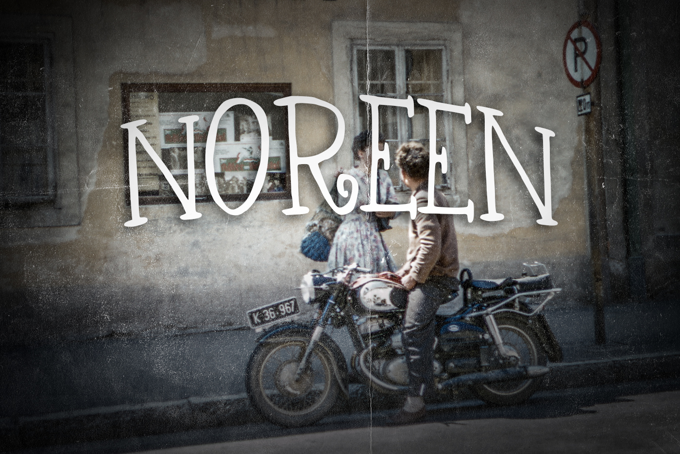 Noreen Font example image 1