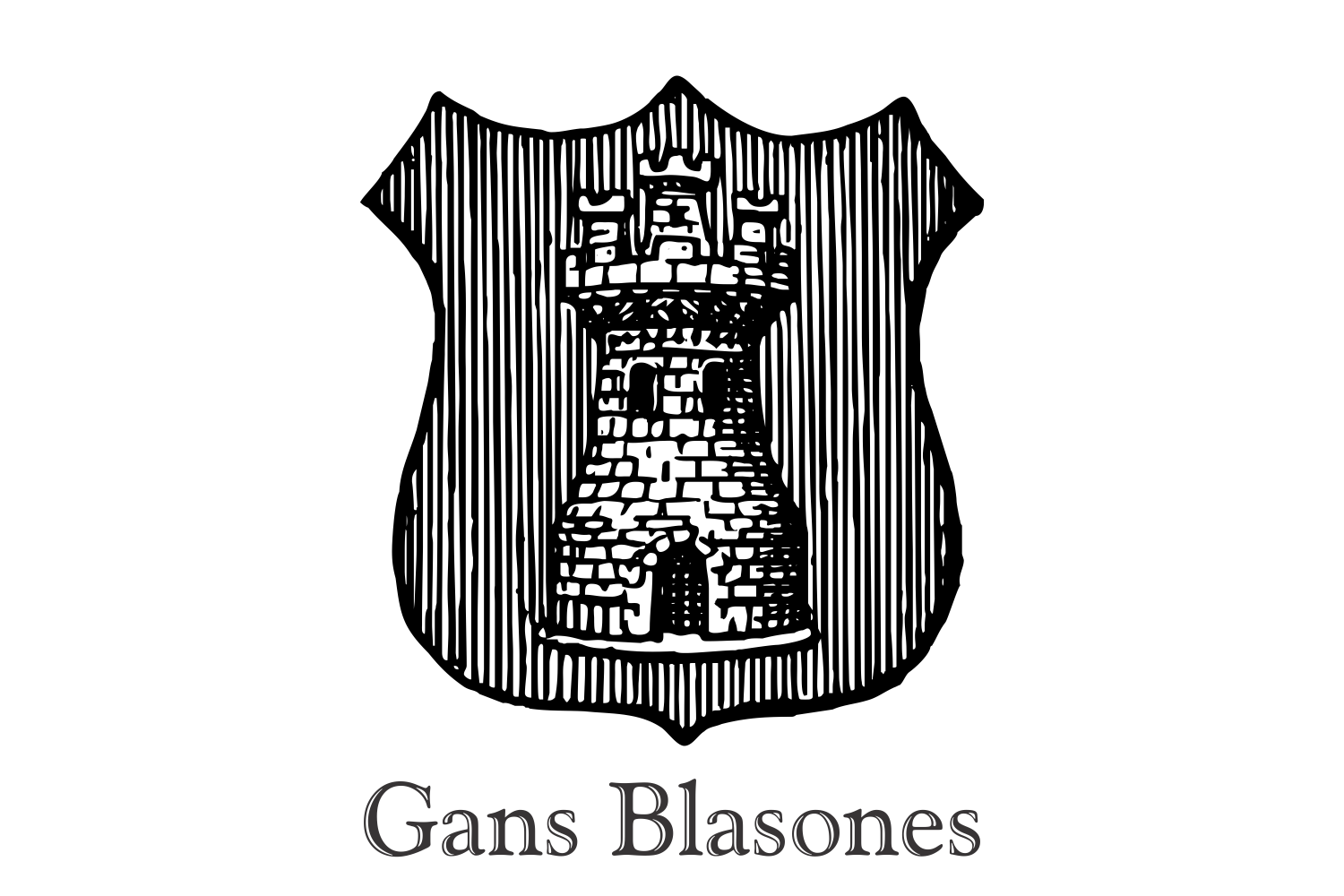 Gans Blasones (PACK) example image 1