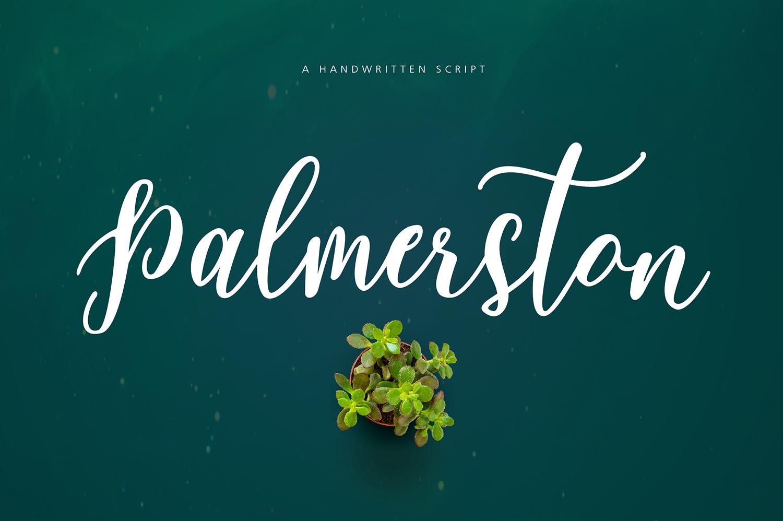 Palmerston example image 1