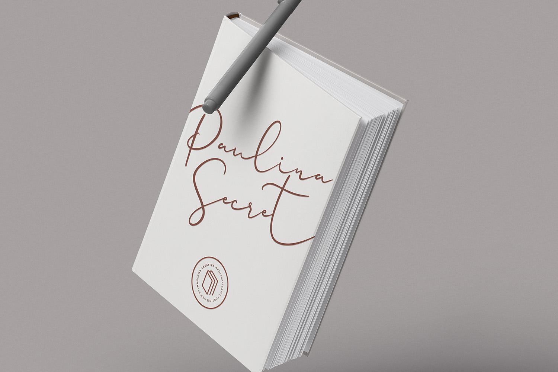 Paulina Elegance Script Font example image 7