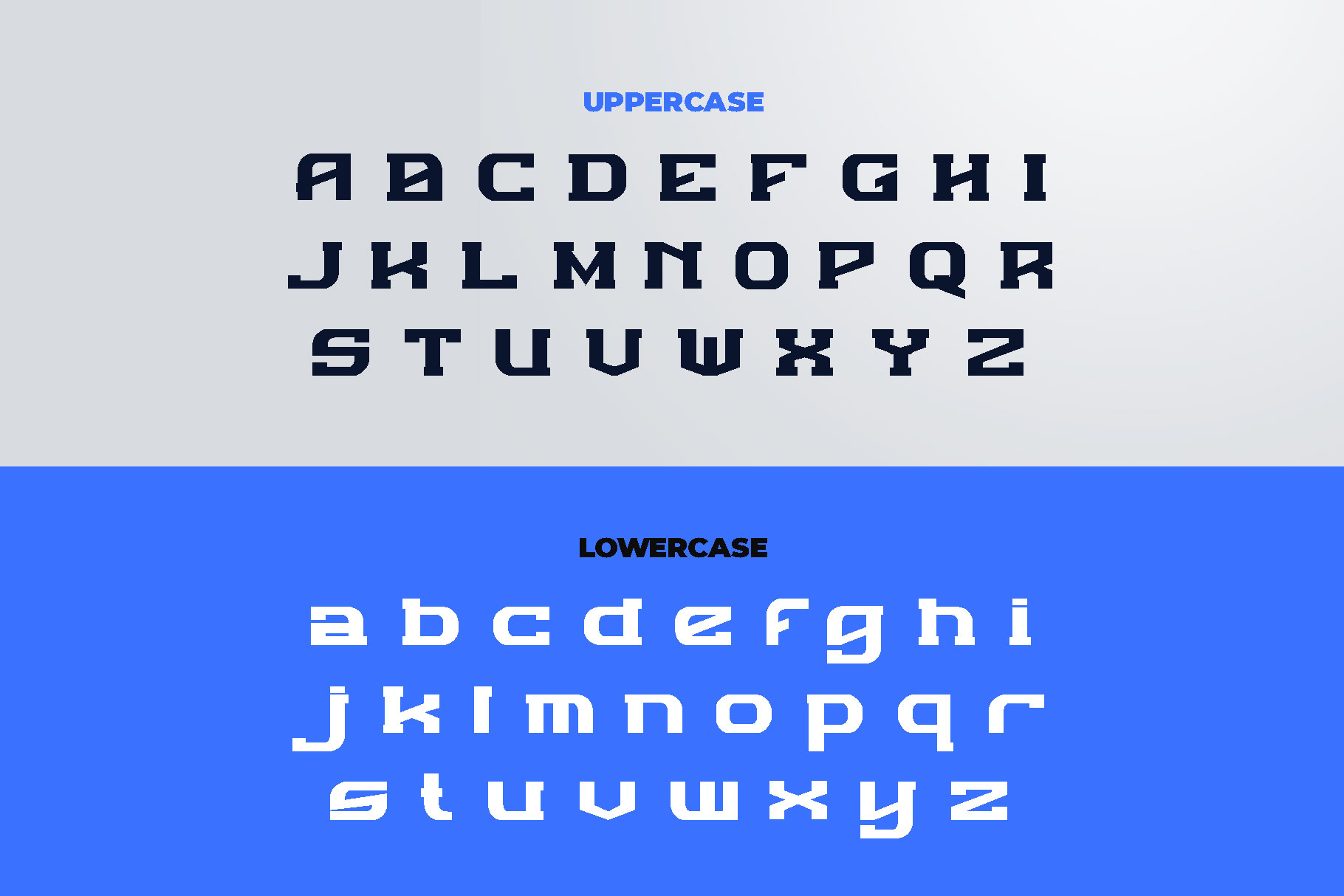 DEFOUR Sport Display Font example image 3