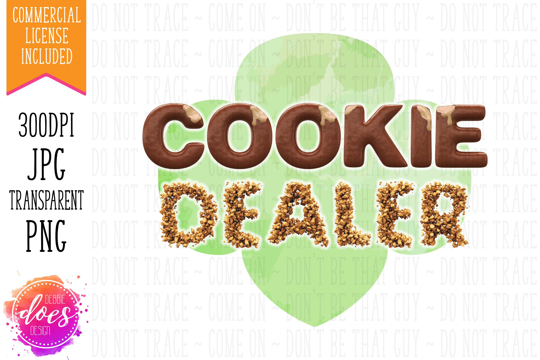 Cookie Dealer - Printable Design example image 3