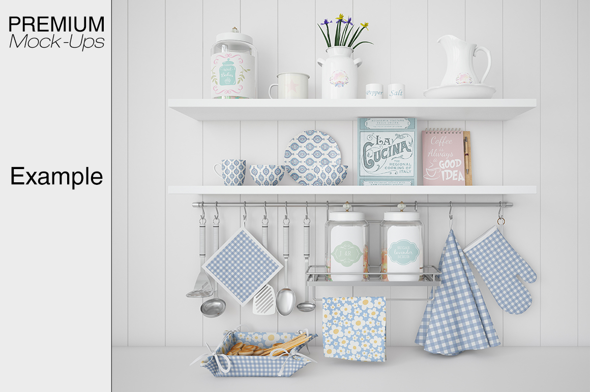 Kitchen Accessories Set example image 3