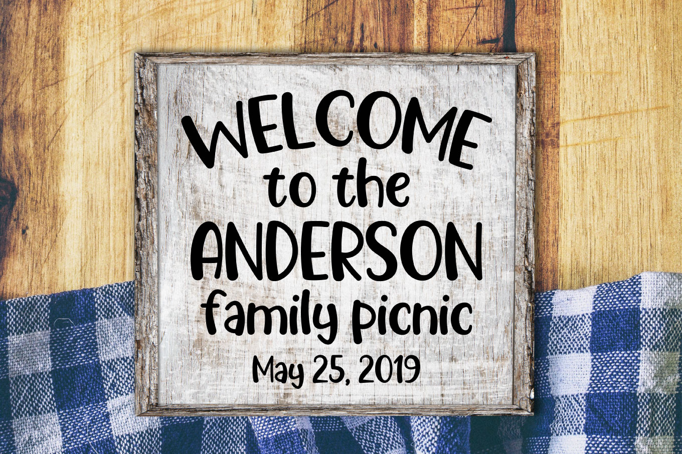 Picnic Basket - A Delicious Outdoors Font example image 4