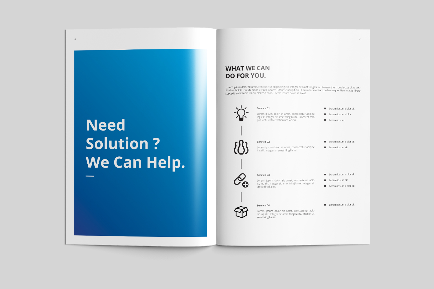 Business Proposal | Project Proposal Template example image 4