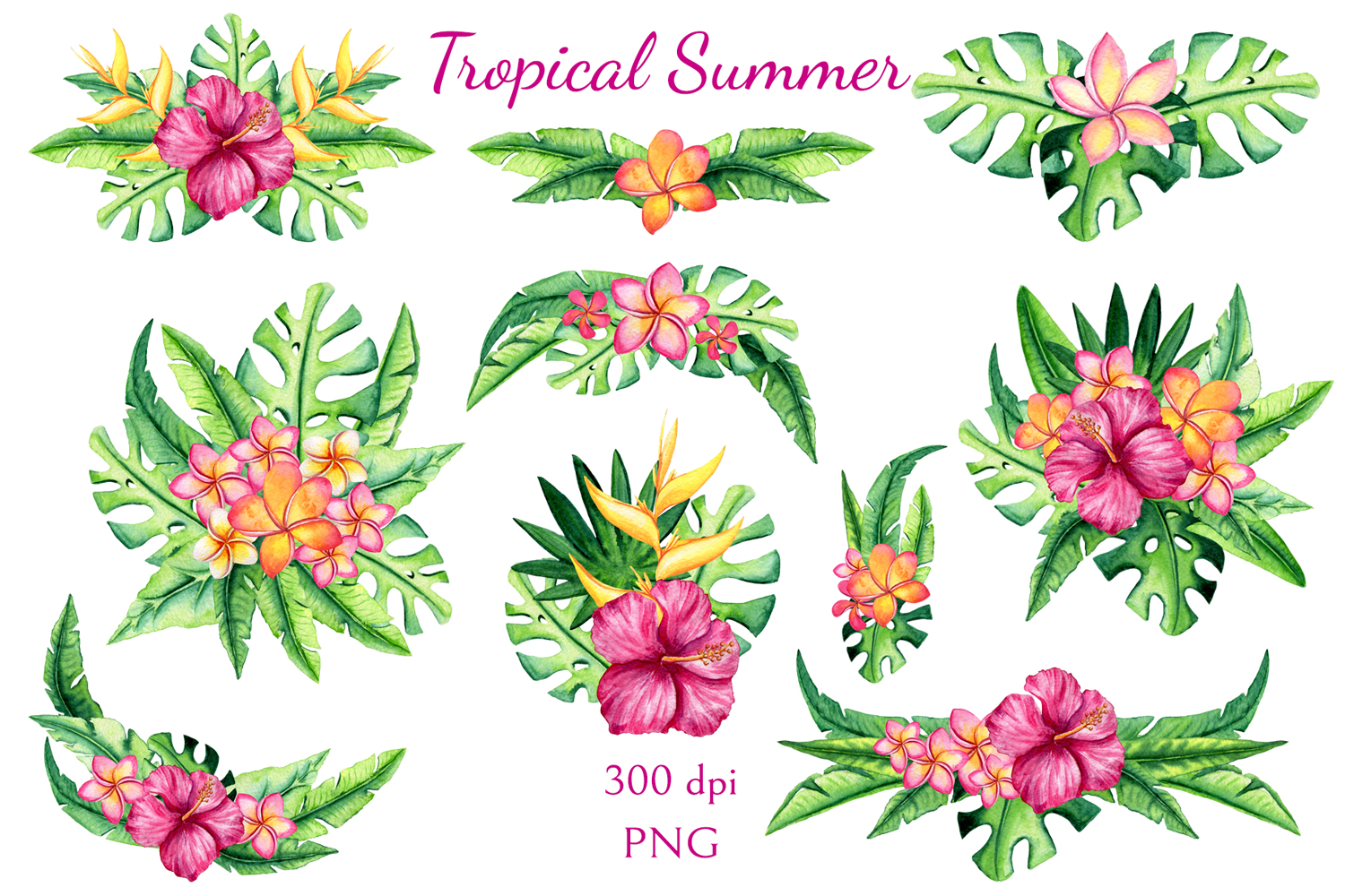 Tropical Summer example image 4