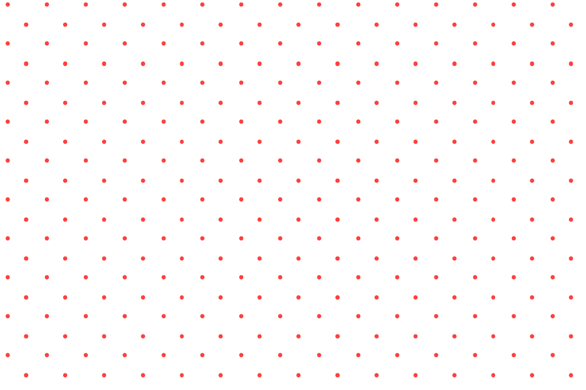 Dotted seamless patterns. Vector set example image 8