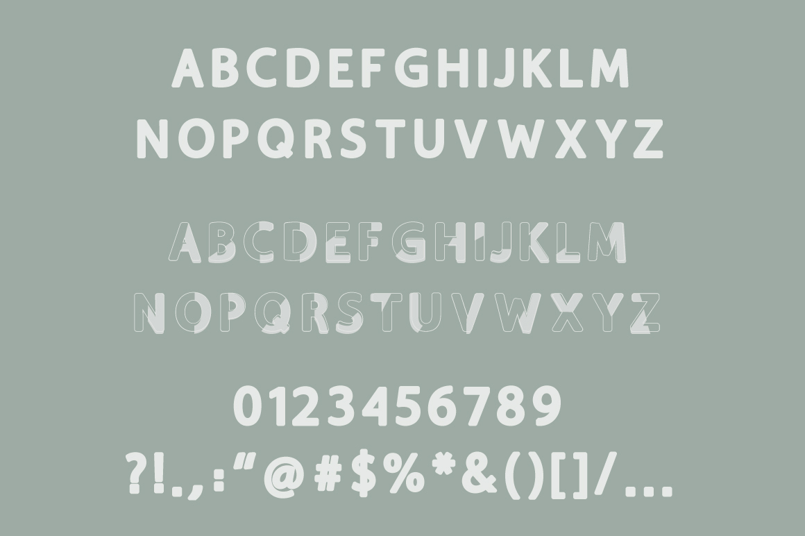 Palermo Typeface example image 3