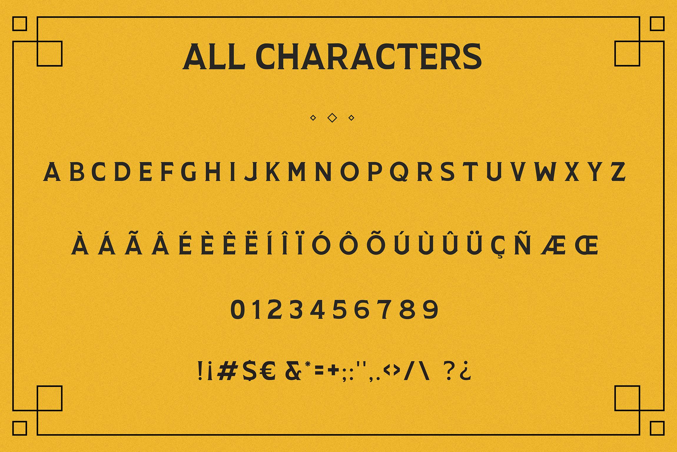 Longway - Serif Font example image 6