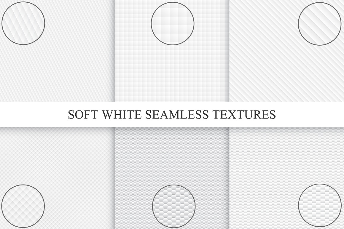 White seamless texture - upholstery. example image 1