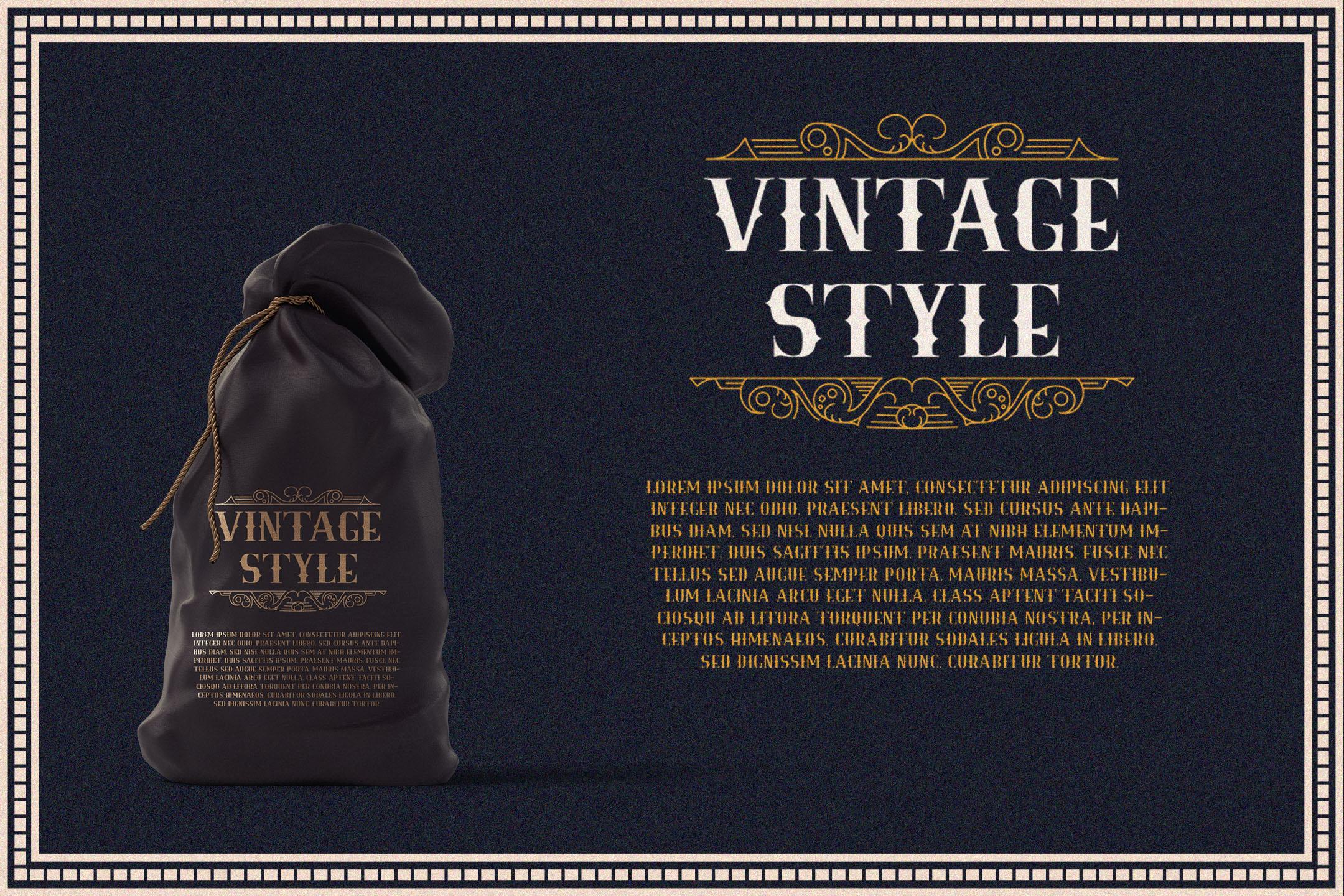 Royale Kingdom ~ Vintage Typeface example image 6