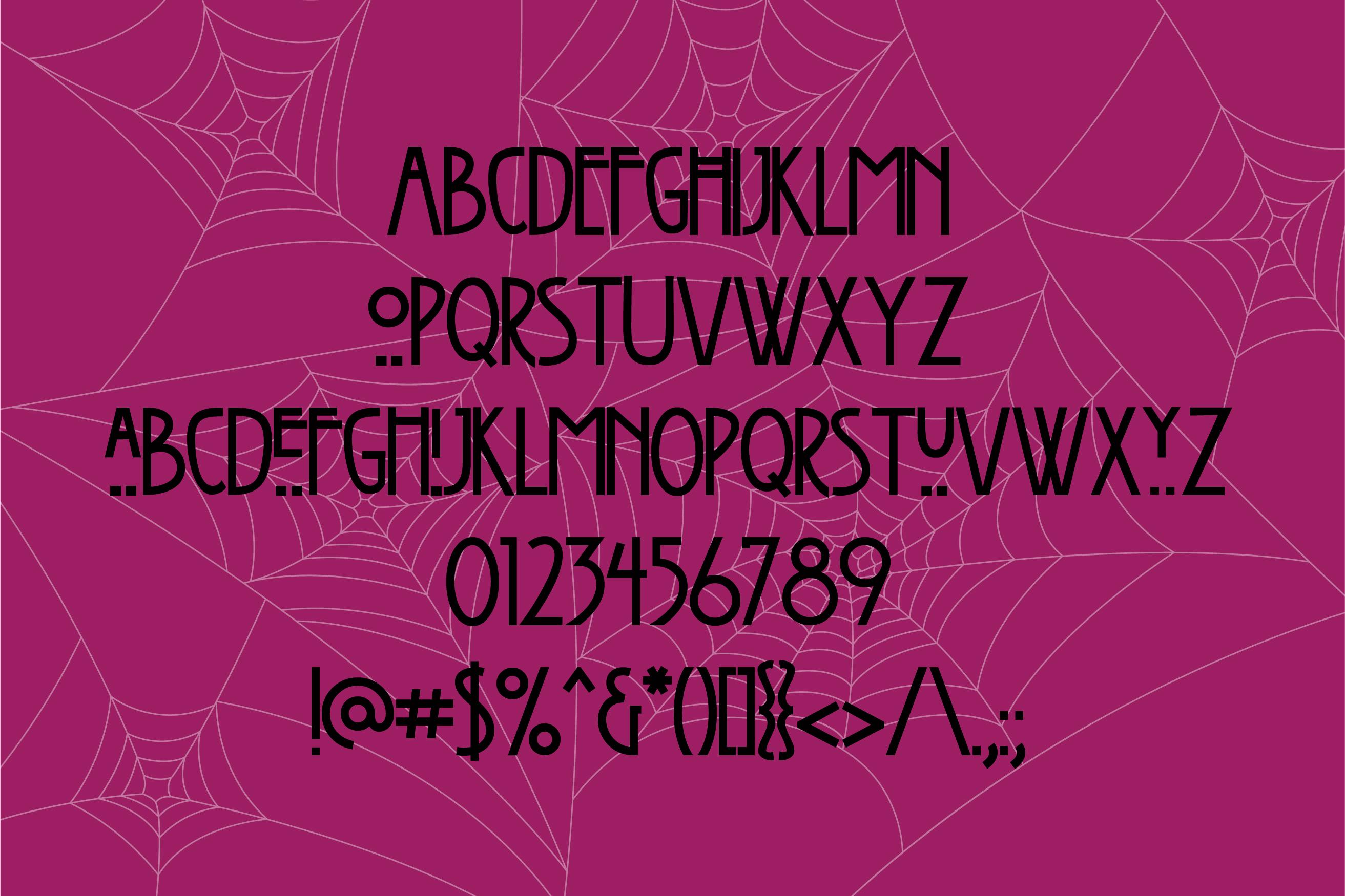 PN Arachno Horror example image 3