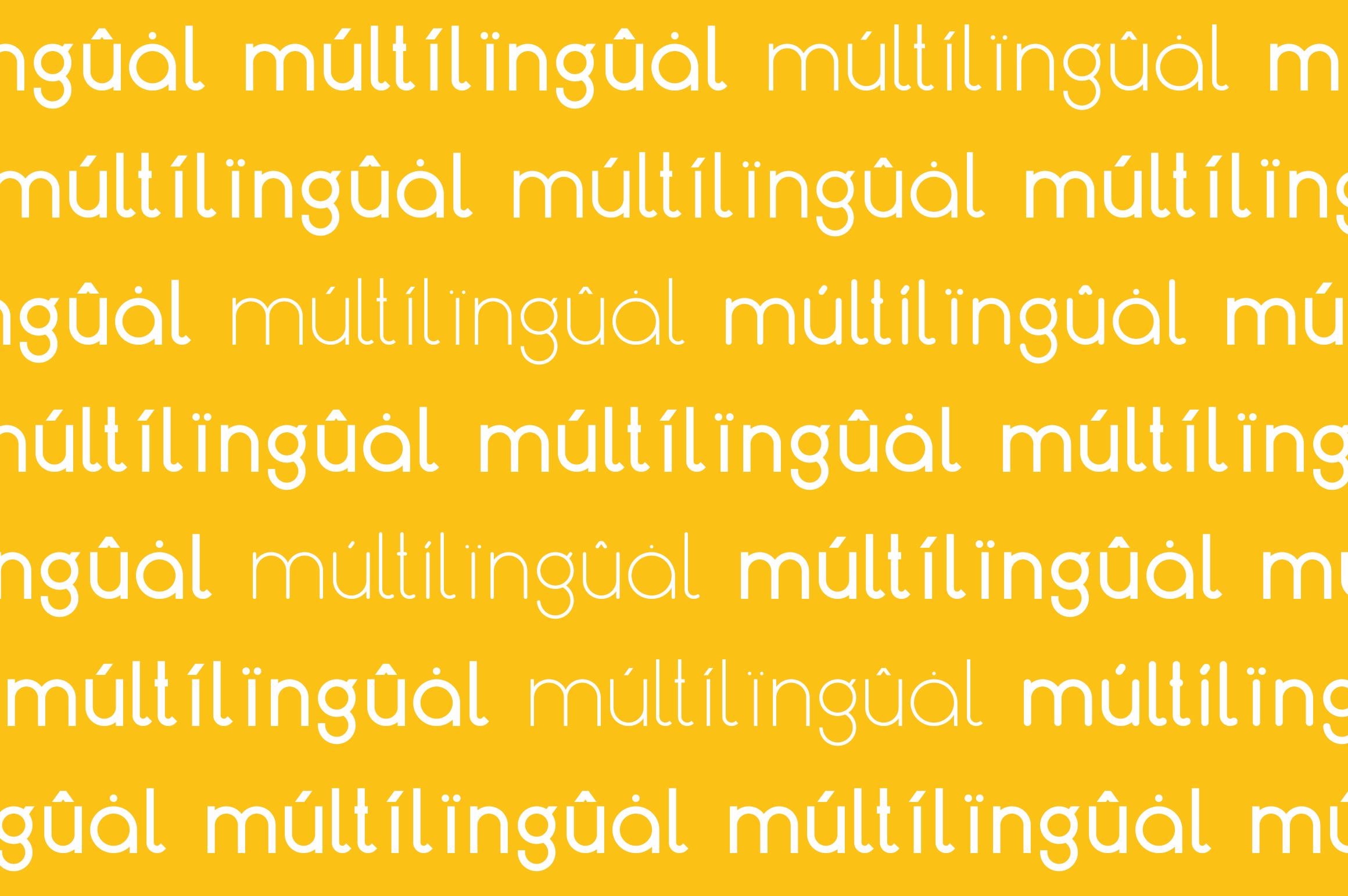 Kindel - Sans Serif Typeface example image 10