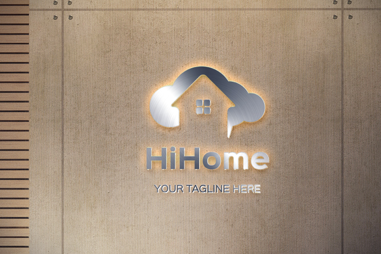 Cloud Home Property Logo example image 2