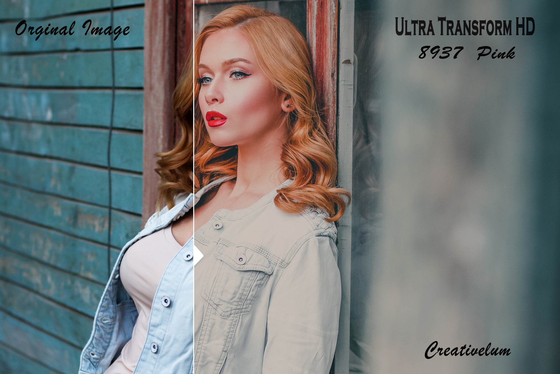 Ultra Transform HD Lightroom Presets example image 8