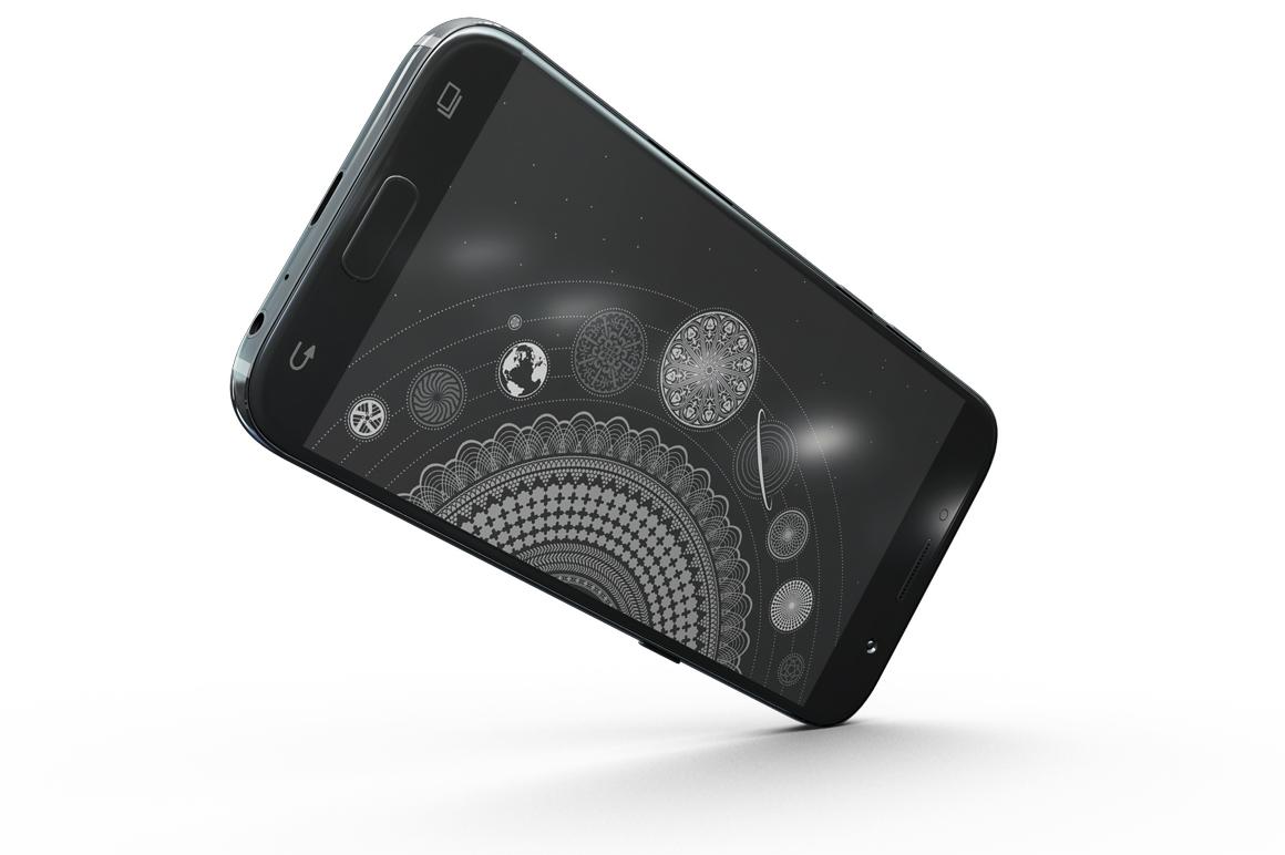 Samsung Galaxy A5 Mockup example image 7