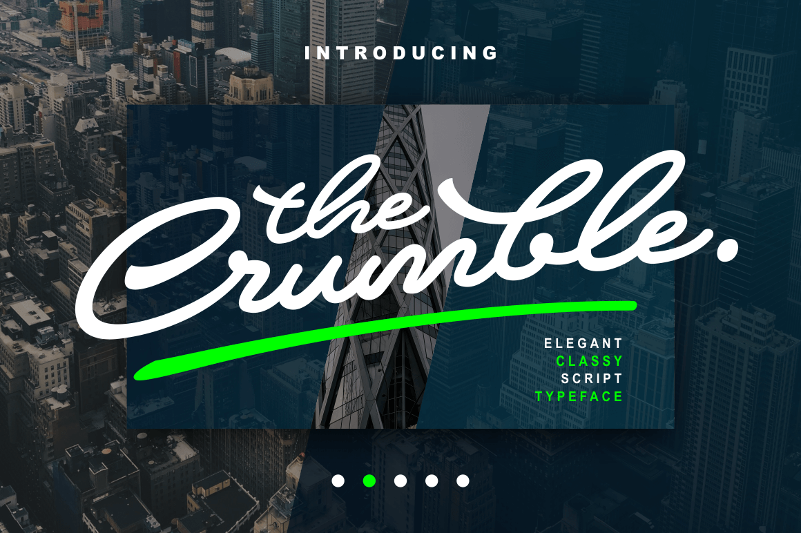 Crumble 70% OFF example image 1