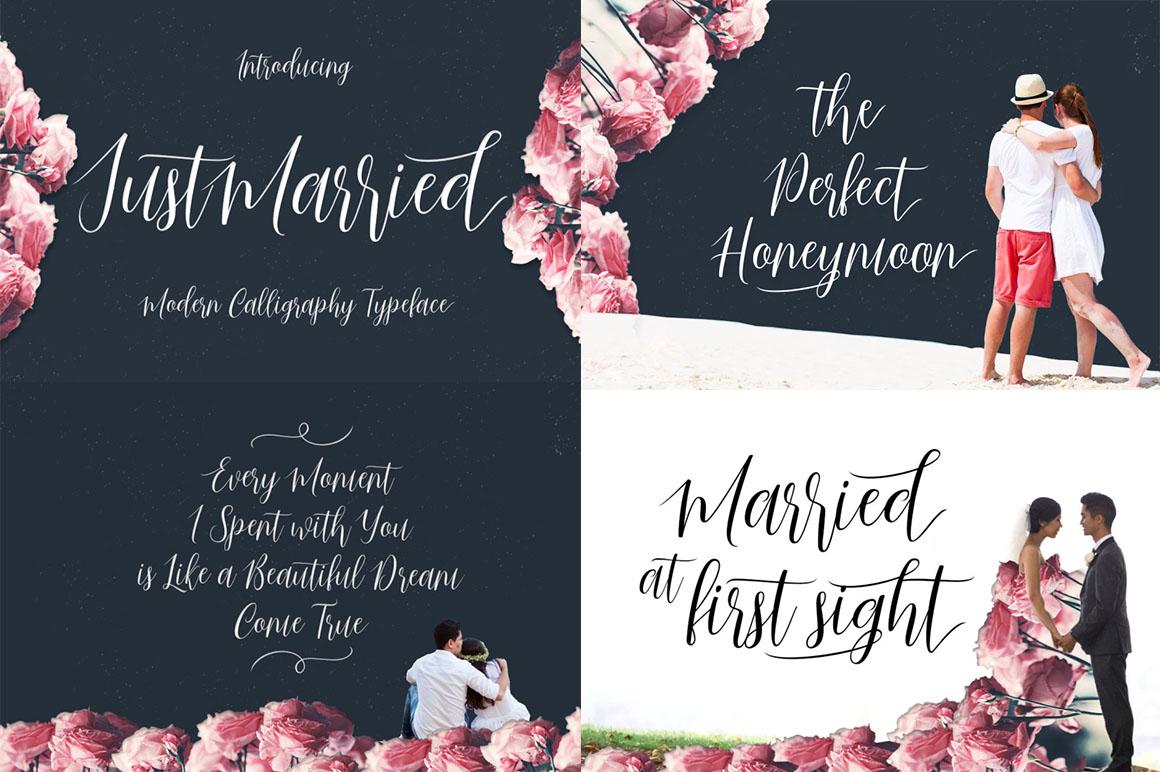 The amazing fonts bundle example image 3