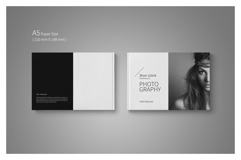 Photography Portfolio Template example image 2