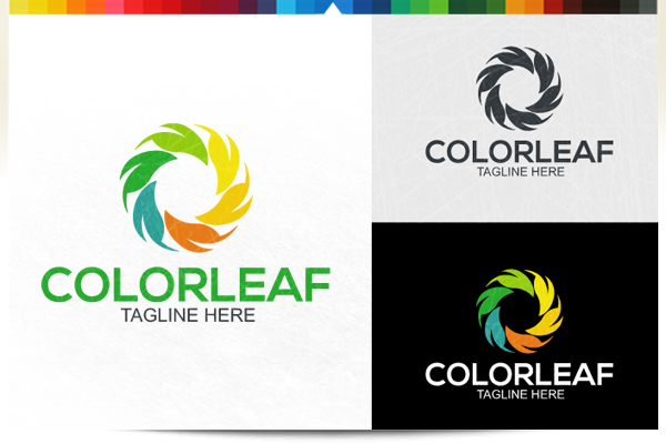 Color Leaf example image 2
