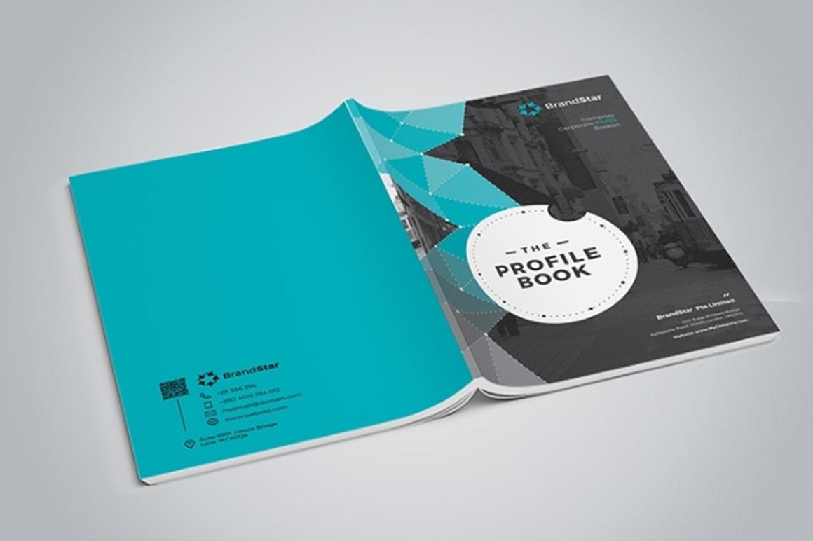 Company Profile example image 1