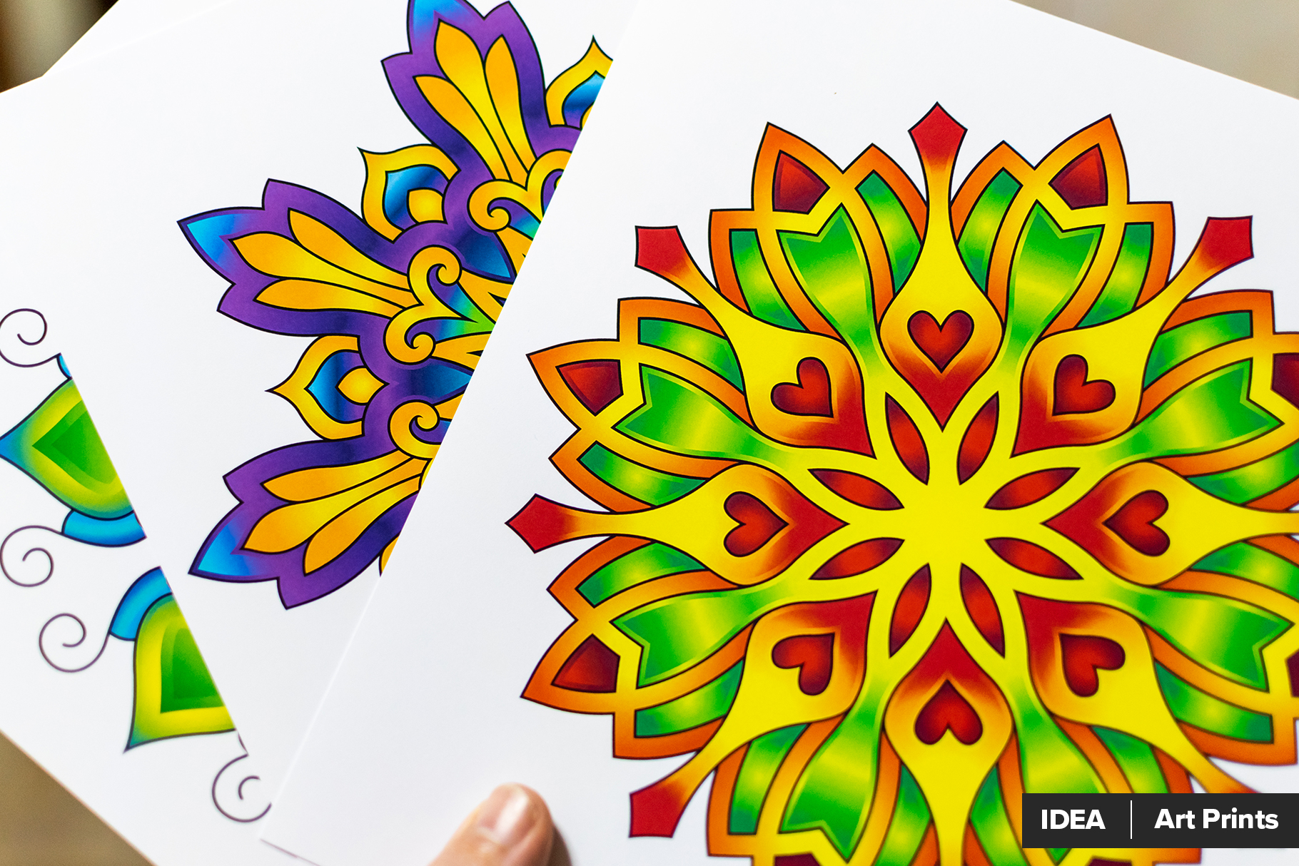 Mandala Vector Ornaments Bundle example image 5
