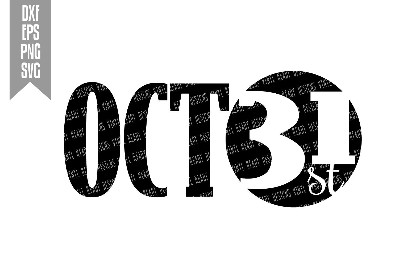 Halloween Bundle #1- 30 designs - Vector Clip Art File example image 20