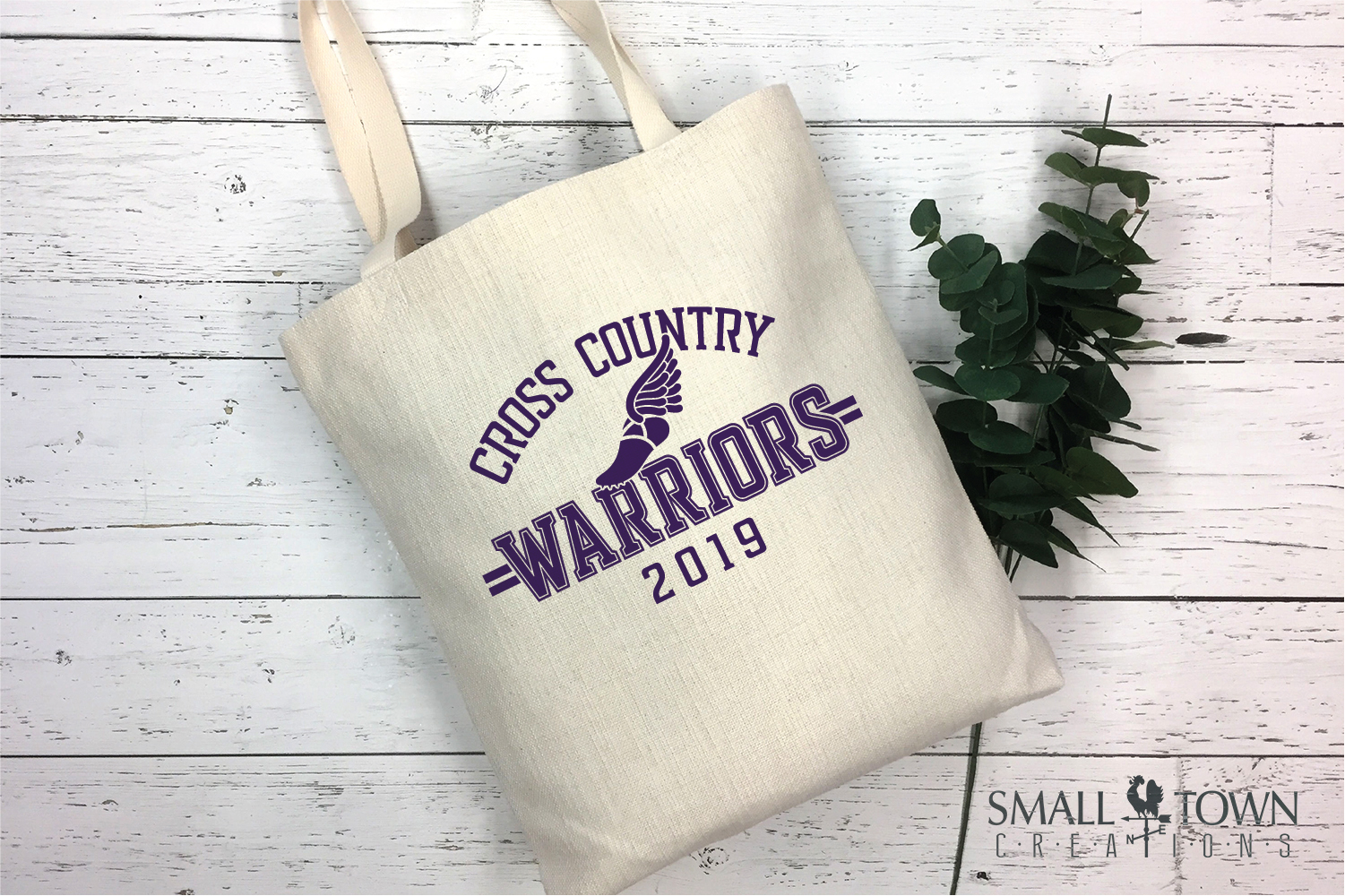 Warrior Cross Country, Sports, Logo, PRINT, CUT & DESIGN example image 4