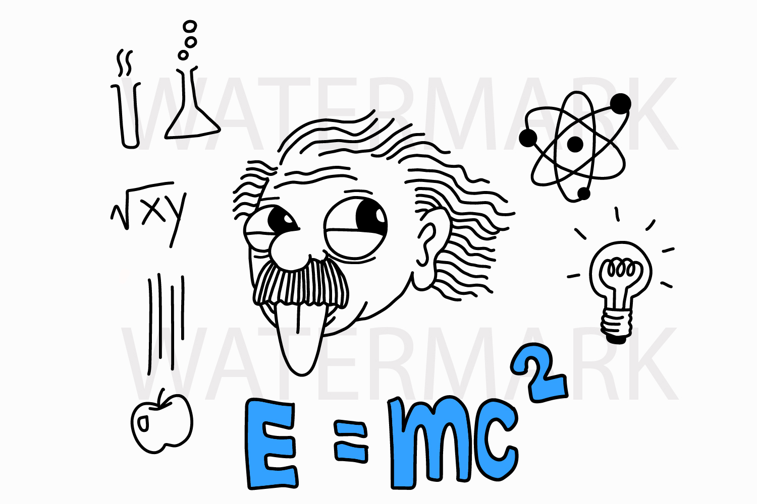 science symbol drawing svg excellent hand cart