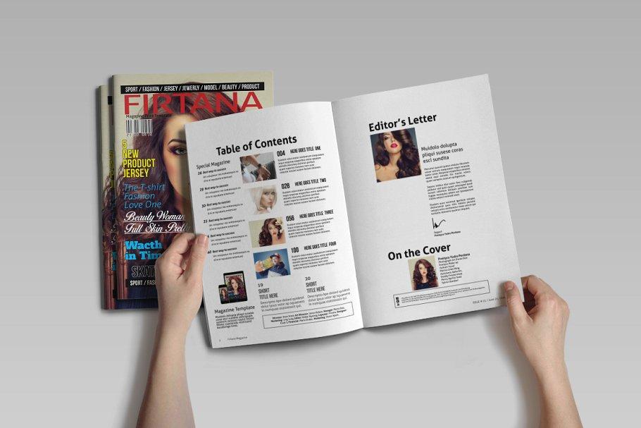 Firtana Magazines example image 2
