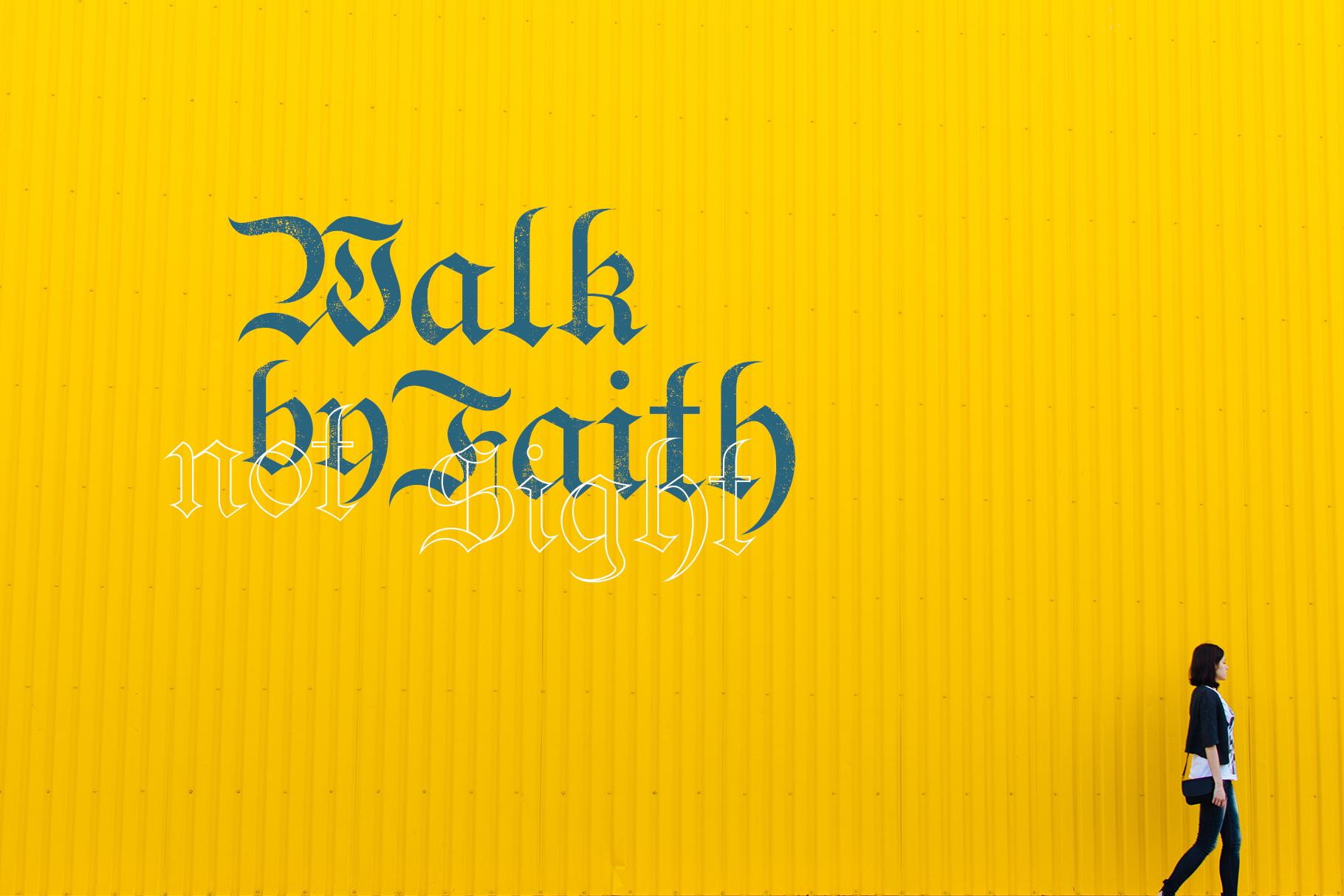 Bielefeld Typeface font example image 5