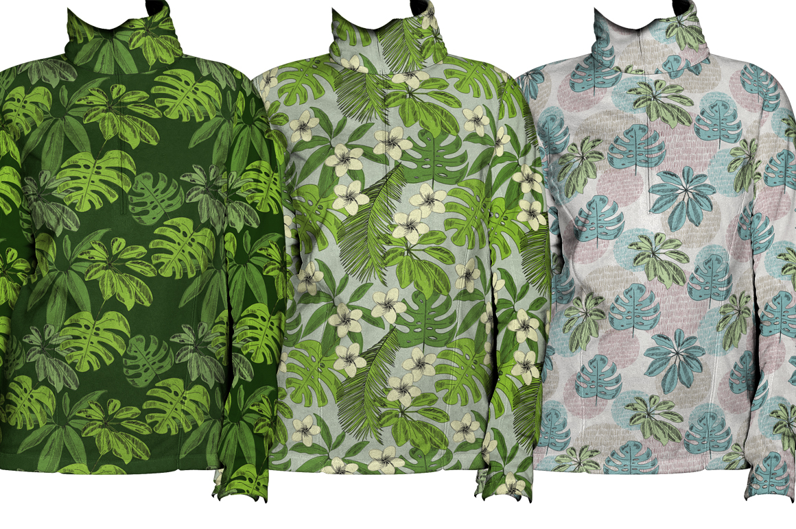 Tropical collection. example image 9