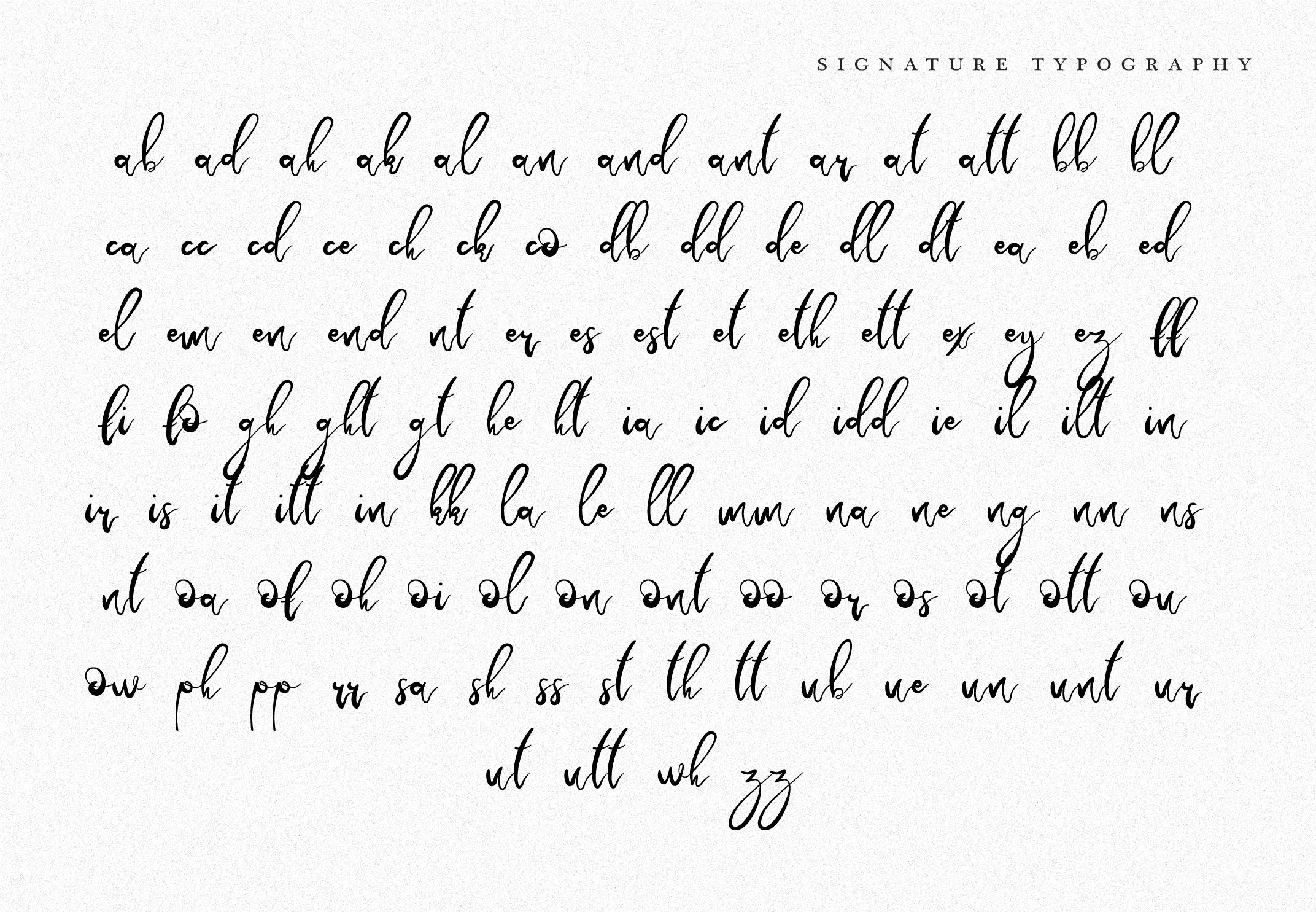 Unalome Sacred Font example image 5