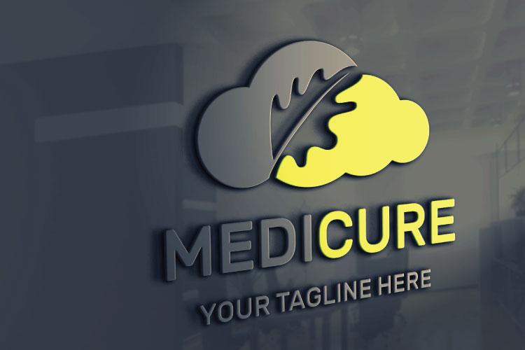 Oak Cloud Logo Design example image 4