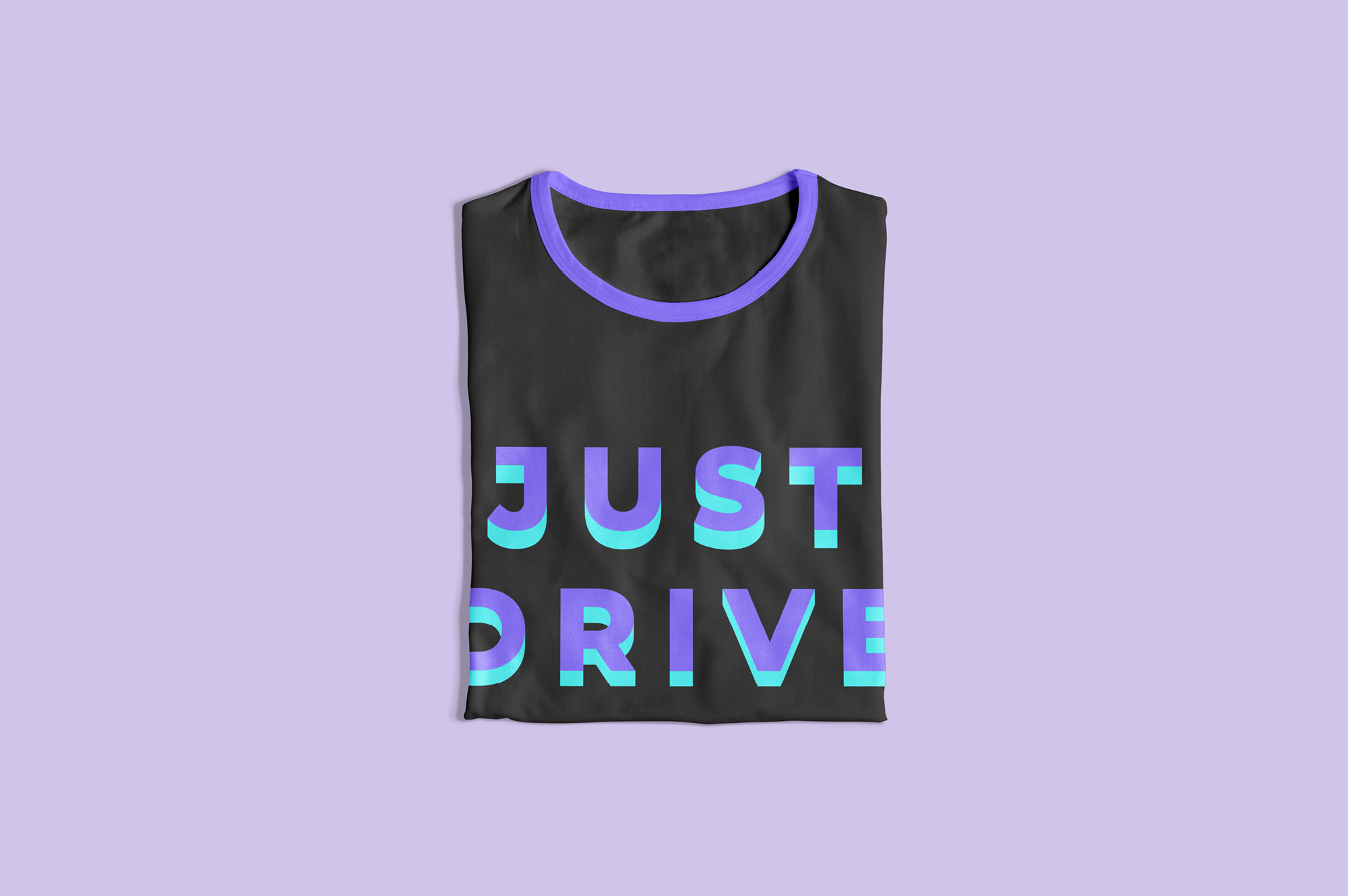 Customizable T-Shirt Mockups Pack example image 10