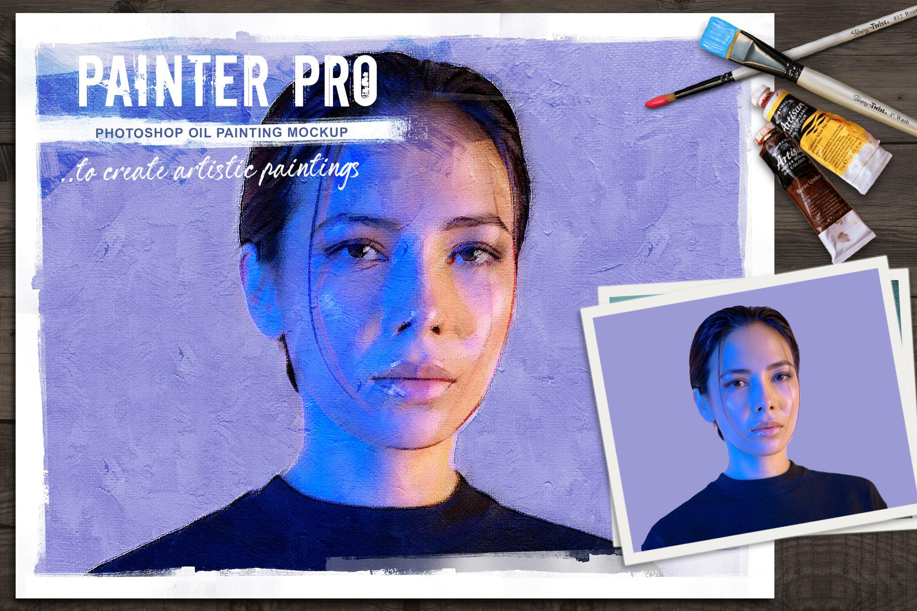 Painter Pro example image 5