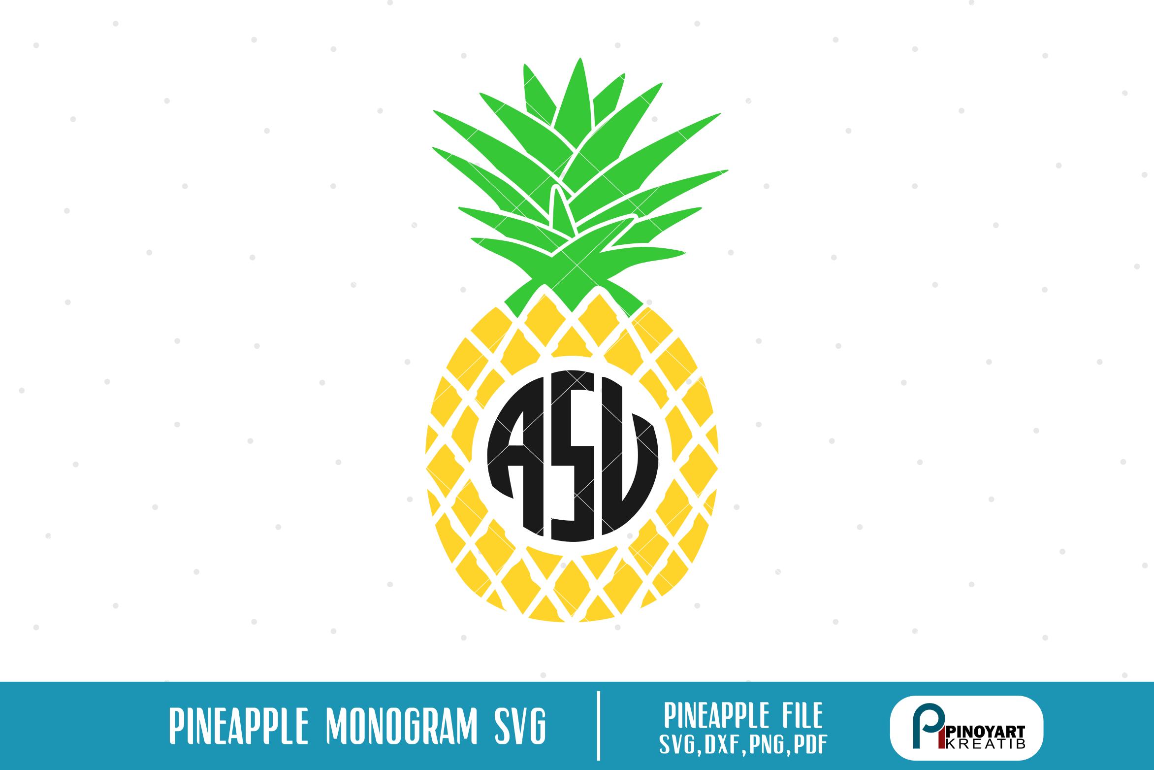 Download pineapple svg,pineapple monogram svg,pineapple svg file ...