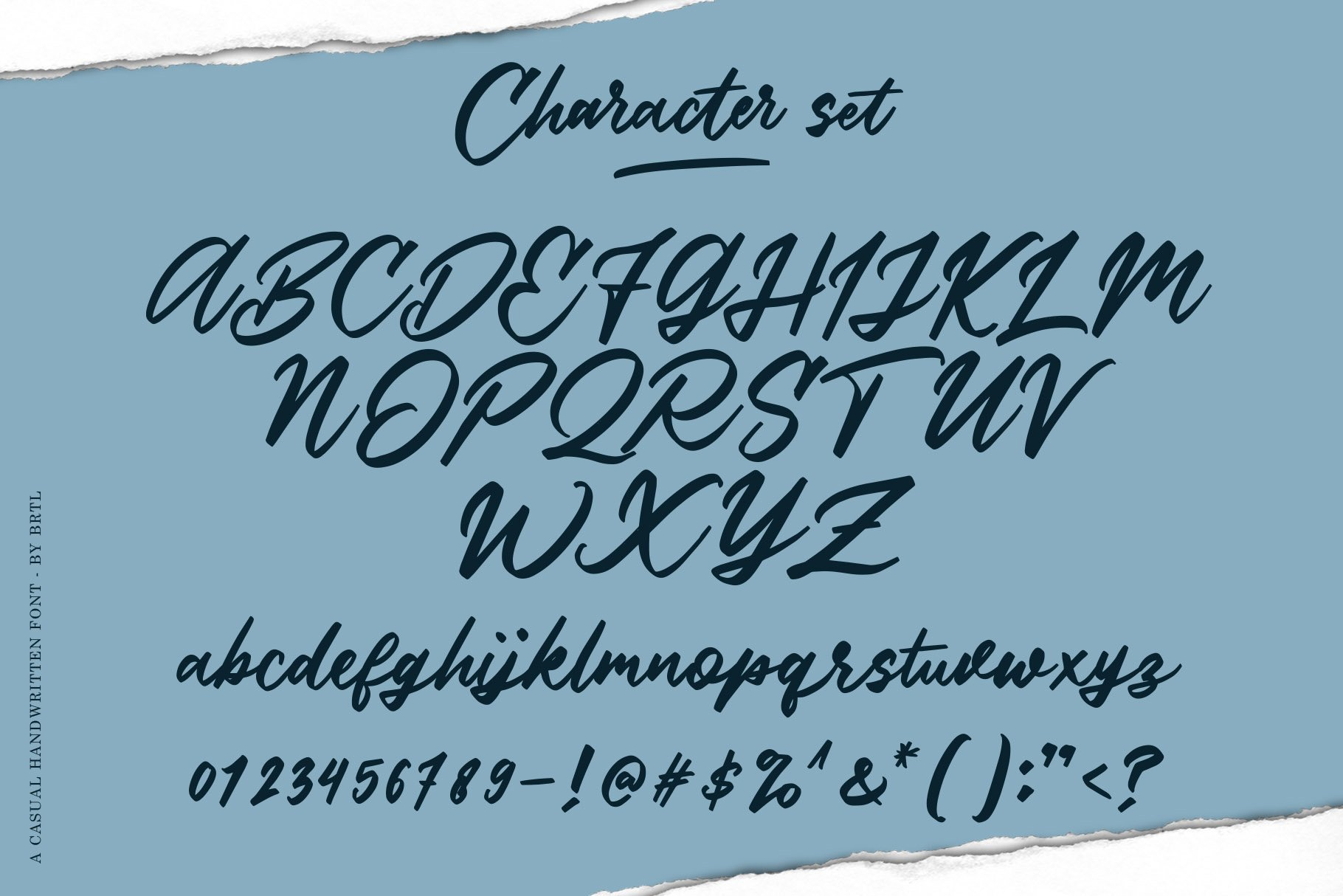 Castinos Script example image 5