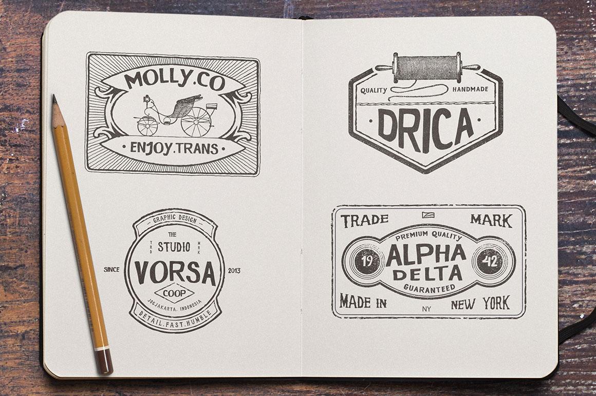 VIDIZ PRO Typeface example image 2